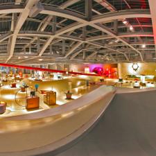 Phaeno, Science-Center in Wolfsburg